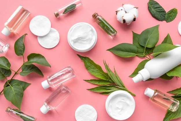 테이블에 자연 치료
