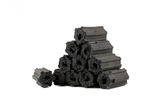 Natural wood charcoal,bamboo charcoal powder has medicinal properties with traditional charcoal