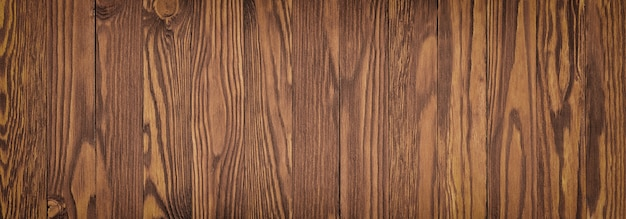 Natural wood texture, brown surface of a wooden table