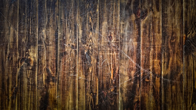 Natural wooden table. view from above. wooden texture.