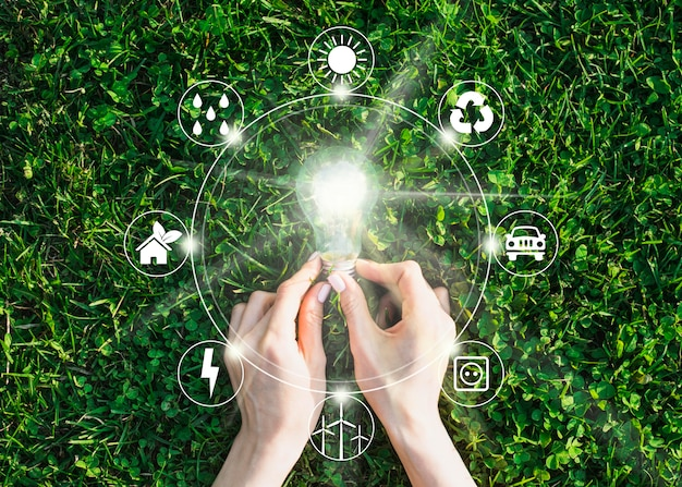 自然と再生可能エネルギーの設計