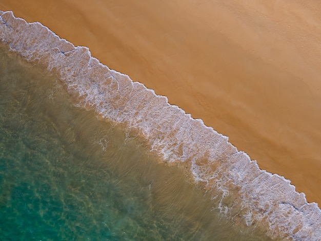 Nature beach sea