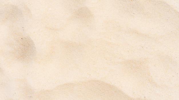 自然砂のテクスチャ。自然と背景の概念。