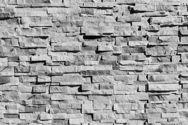 Nature stone wall background and texture image