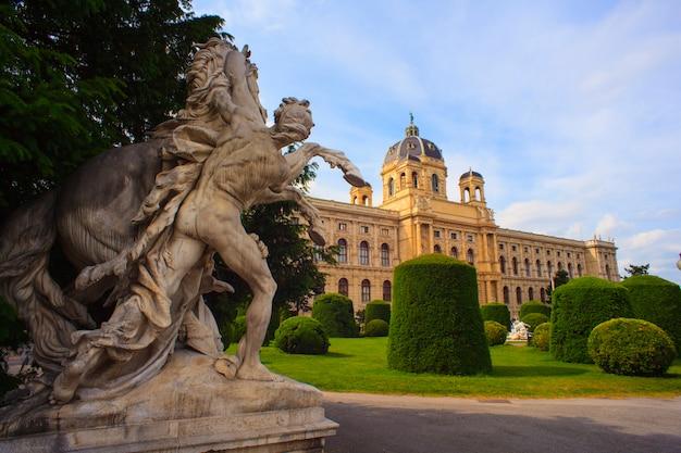 The naturhistorisches museum, vienna