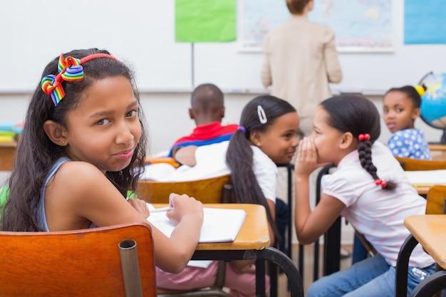 Непослушные ученики в классе