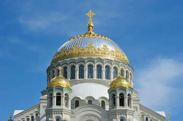 Naval cathedral of st. nicholas the wonderworker