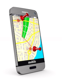 Navigation in phone