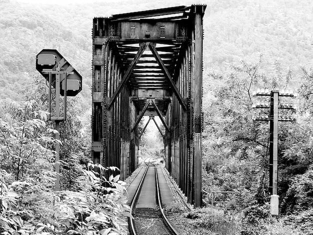 bridge seemed railway