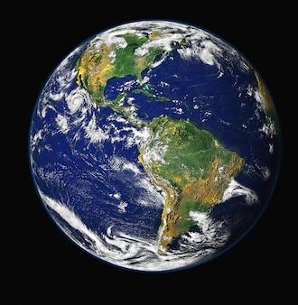 globe space planet earth world