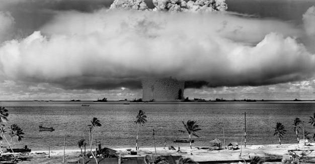 Испытания ядерного оружия оружие