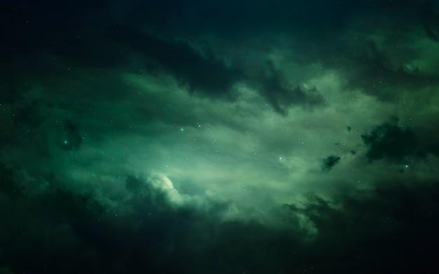 Nebula in dark