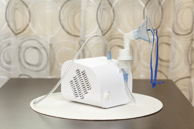 Nebulizer is used to administer medication to people
