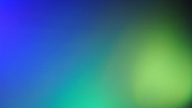 ネオンブルーとミントグリーンは明るい背景を導きました。現代色のぼやけたまたはグラデーションの背景。