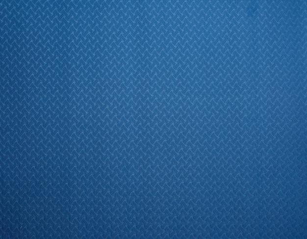 Неопреновый синий витой коврик