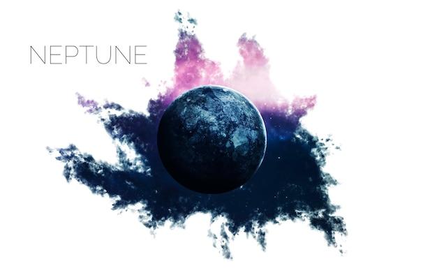 Нептун в космосе