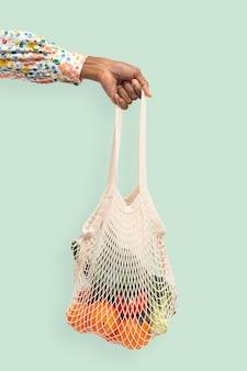 Net string bag environmental friendly essential