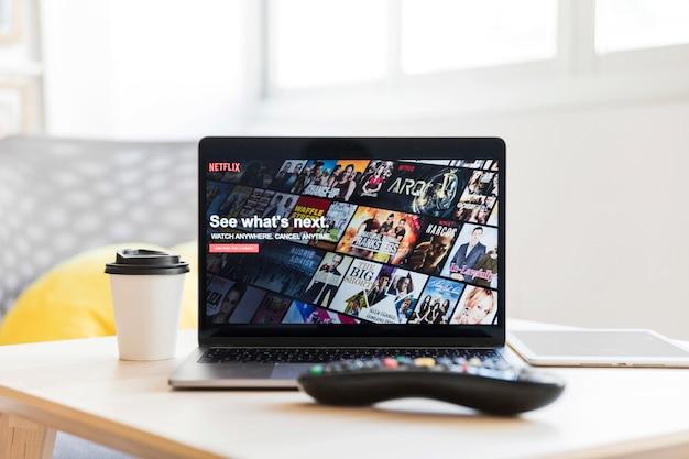 Netflixアプリを備えた最新のデバイス