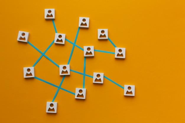 네트워킹 개념 정물 구성