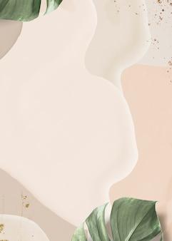 Нейтральная абстрактная текстура минимальный фон