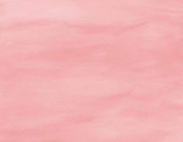 ニュートラルパステルピンクの水彩テクスチャ背景マットディテール紙の抽象芸術