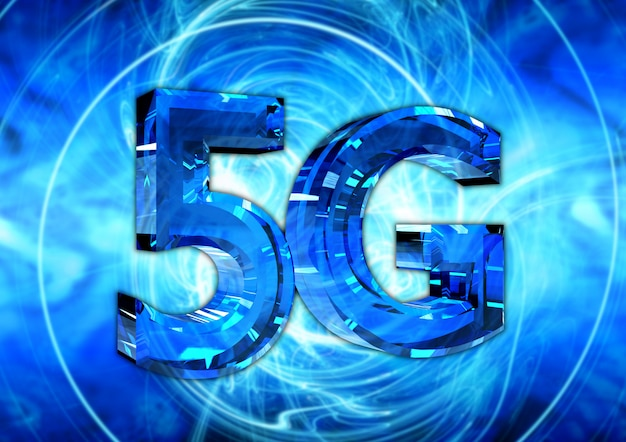 New 5g wireless connection at high speed