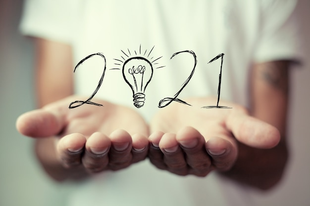 New and better ideas in 2021