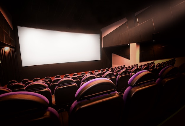 New cinema auditorium