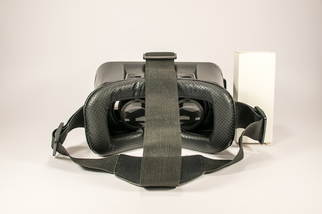 The new development - a virtual reality glasses