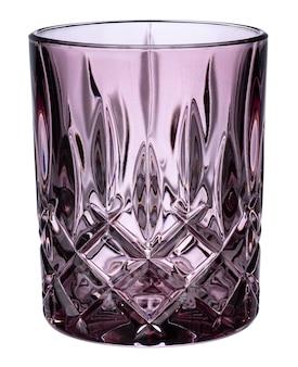 Новый пустой стакан изолированные