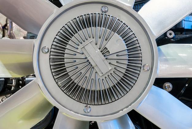 New engine fan