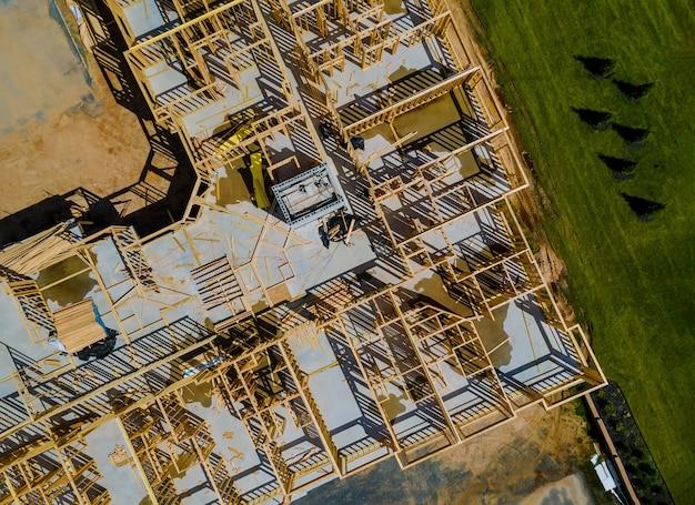 Строительство нового дома каркас строящегося дома