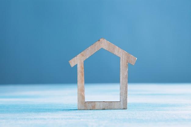 新しい家または家のコンセプト