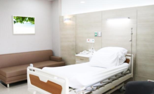Новое здание больницы