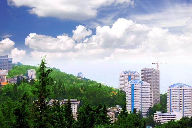 소치 시의 새 주택 - 2014년 올림픽의 수도, 러시아