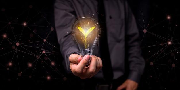 Новая идея лампочки