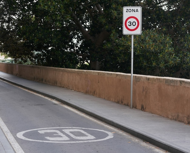 New  km per hour speed limit for cars in singlelane urban areas