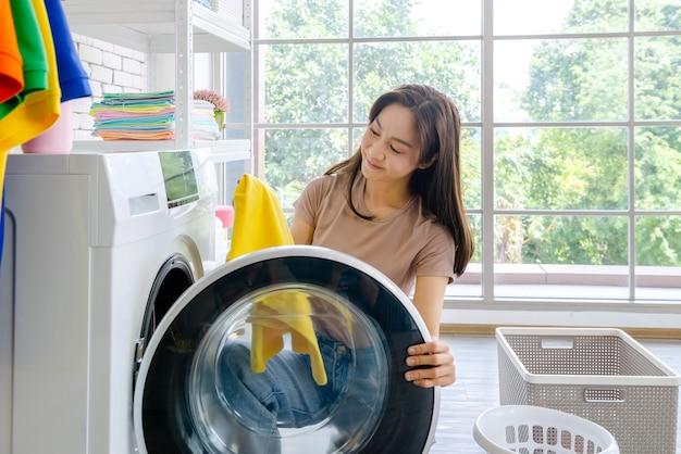 家の掃除で新しいメイドの戦い