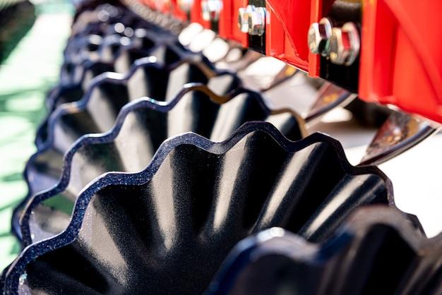 새로운 현대 농업 기계 및 장비 세부 정보