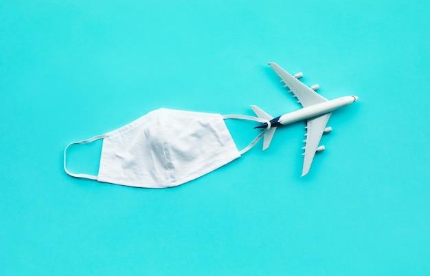 コロナウイルスの発生状況に関する旅行旅行での新しい正常