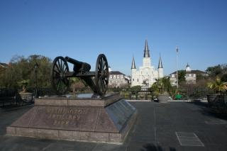 New orleans - saint louis cathedral
