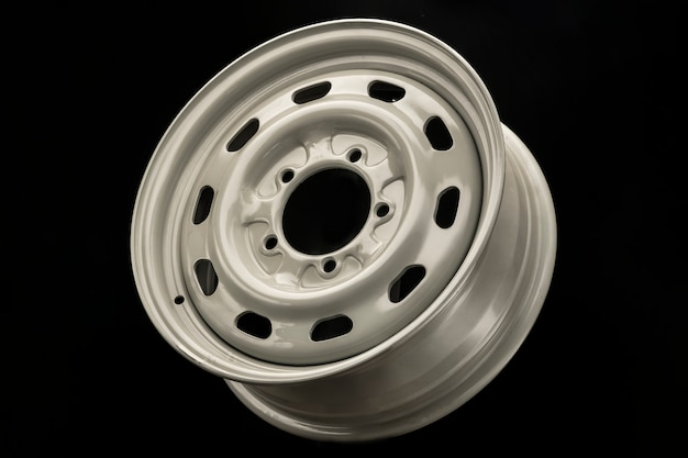 New stamped wheel disc for minibus car.