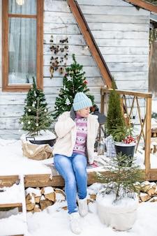 Новогоднее и рождественское световое украшение