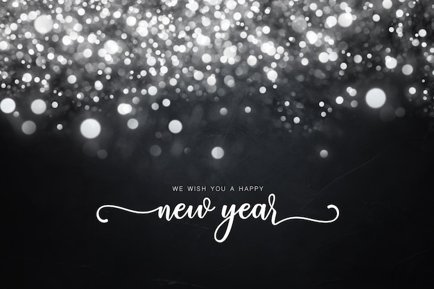 새해 배경