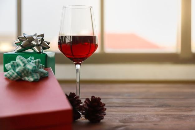 Концепция нового года, рождества и праздников