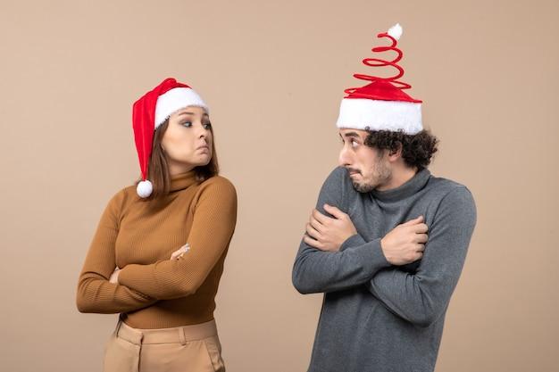 Новогоднее настроение и концепция вечеринки