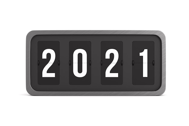 New year number