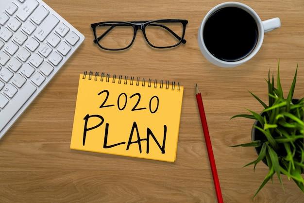New year resolution goal list 2020 target setting