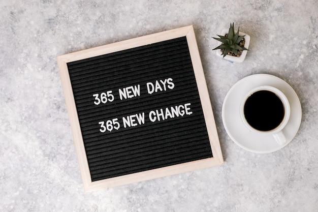新年の抱負と目標設定、自己改善と開発のコンセプト