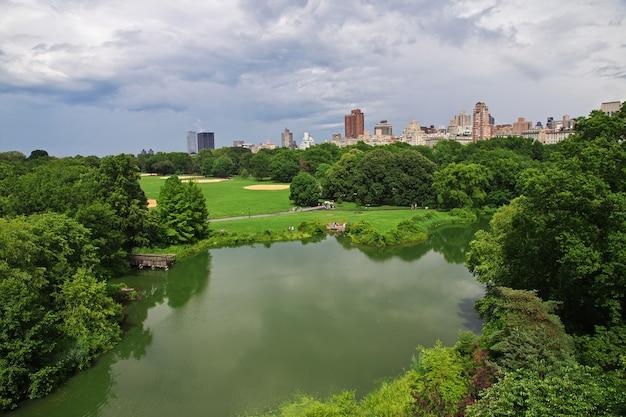 New york central park, united states
